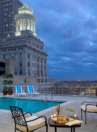 Hilton Garden Inn New Orleans French Quarter Cbd Watermark Capital Partners Llc
