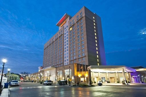 Cwi Today Announced That It Has Acquired Raleigh Marriott City Center A Premier Full Service Hotel Located In Downtown North Carolina