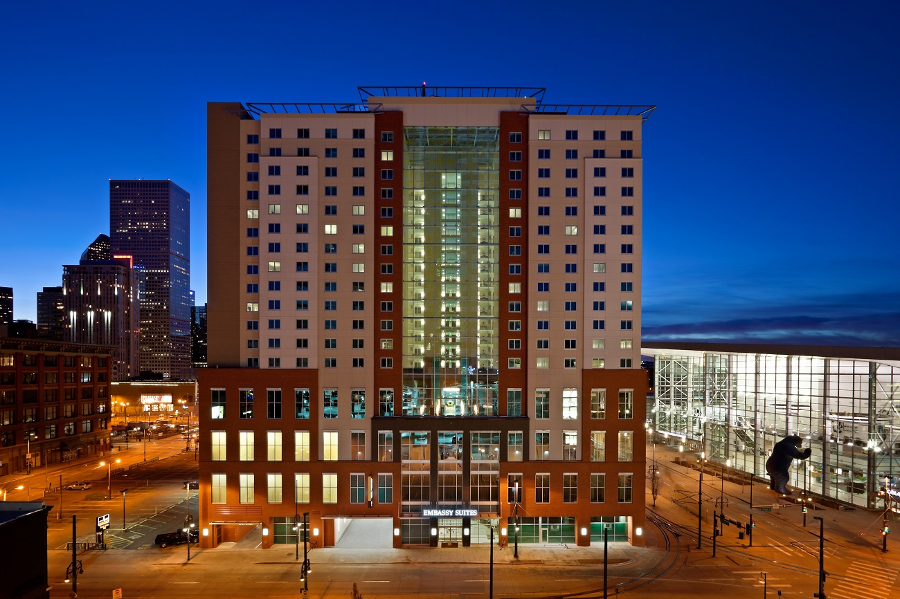 Downtown Denver All Suite Hotel