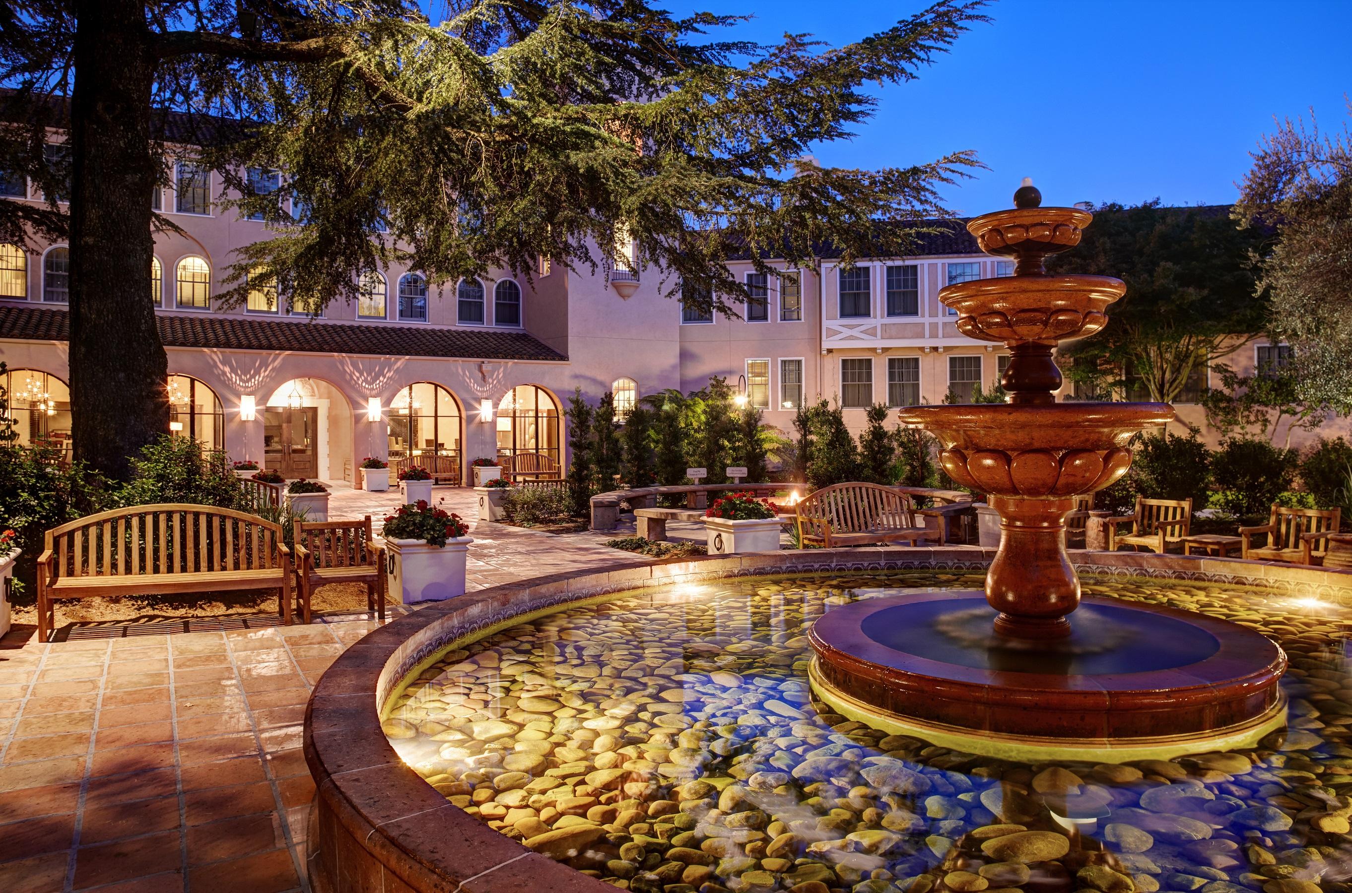 Spa Resorts In Sonoma California